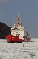 IMG_8532_CCGS George R Pearkes in Narrows2 (daveg1717) Tags: ccgsicebreakergeorgerpearkes ccgsgeorgerpearkes ships thenarrows stjohns