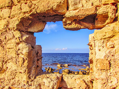 The Window (Francesco Impellizzeri) Tags: trapani sicilia landscape clouds