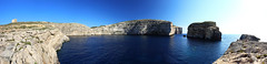 Gozo Coast, Gozo, Malta. (廖法蘭克) Tags: gozo malta canon 6d canonef1740mmf4l ocean coast frank photographer photography photograph vacation relax holiday easter blue bluesky sunny sunshine 馬爾他 環景 哥佐島 mediterranean 地中海 藍天 海 海岸線