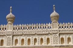Tipu Sultan's Tomb & Mausoleum - Gumbaz Srirangapatna Mysore Kanataka India (WanderingPJB) Tags: india karnataka mysore tipusultan tomb mausoleum gumbaz srirangapatna