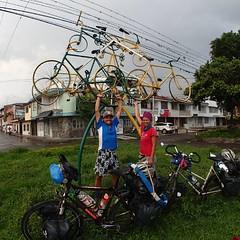Monumento de #bicicleta en #Palmira #Colombia #cycle4recycle
