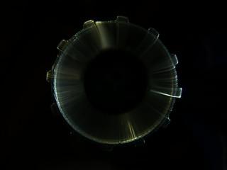 Singularity  (intentional blur- Macro Monday)