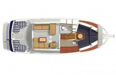 Back cove 30 rendering (Soundings Magazine) Tags: boats pocketcruisers cruisers yachts