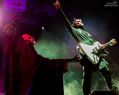 IMGP9899 (Lilith Photographyy) Tags: photography concertphotography concert ghost gothic goth music musicians singer guitarist bassist guitar bass metal portrait blackandwhitephotography blackandwhite satanist satanic evil devil pope demons popeemeritusiii makeup