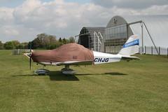 G-CHJG EV97 teamEurostar UK (nickthebee) Tags: ev97 eurostar ev97flyin2017