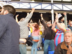 Everton v Palace (2014) (Paul-M-Wright) Tags: park uk england liverpool football crystal 21 soccer sunday palace september v match fc premier league efc merseyside everton 2014 goodison cpfc