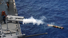 Launch! (#PACOM) Tags: heritage america liberty freedom commerce unitedstates military navy sailors fast pacificocean worldwide tradition usnavy protect deployed flexible onwatch beready defendfreedom warfighters nmcs chinfo sealanes warfighting preservepeace deteraggression operateforward warfightingfirst navymediacontentservice uspacificcommand pacom