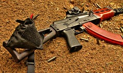 Zastava M92 PAP SBR (Slvrwrx02) Tags: rifle barrel short hdr pap firearms zastava sbr m92pv