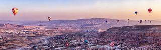 Rise | Cappadocia (Kapadokya), Turkey
