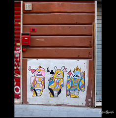 "Roma. San Lorenzo. Street art. ""Artventure Time"" by Omino71 (R come Rit@) Tags: urban streetart rome roma wall graffiti italia urbanart sanlorenzo omino71 streetartrome streetartroma artventuretime ritarestifo"