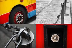 无题 - Untitled (jdleung) Tags: bus bird wheel hongkong steel sigma 香港 汽车 巴士 麻雀 钢 适马 车轮 dp3m dp3merrill