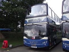 AD64DBL (The Delaine) 21-09-2014 Duxford Showbus.1 (routemaster2217) Tags: duxford imperialwarmuseum iwm showbus2014