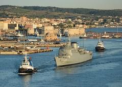 BNS Brasil U27 (Stuart Axe) Tags: brazil italy brasil port boat marine italia ship navy maritime tug frigate civitavecchia u27 braziliannavy portodicivitavecchia bnsbrasil portualedicivitavecchia