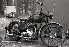 KF2014-15-002 (Jojje K.) Tags: monochrome analog blackwhite classicmotorcycle kodaktmax brittiralli bsam20 tommolansalmi