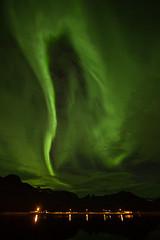 In Faskrudsfjordur last night (*Jonina*) Tags: longexposure sky reflection night clouds iceland ísland northernlights auroraborealis 1000views nótt ský himinn speglun norðurljós 50faves 25faves fáskrúðsfjörður faskrudsfjordur jónínaguðrúnóskarsdóttir september24th2014