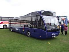YJ14BTV (Trent Barton) 21-09-2014 Duxford Showbus.1 (routemaster2217) Tags: transport duxford imperialwarmuseum iwm showbus2014