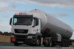 Lewis Tankers MAN NU62 LZL (Kilmachalmag) Tags: scotland trucks tanker tankers a9 lorries hgv rossshire lorrys alnesspoint