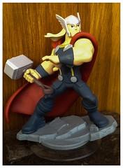 Thor (Blackers63) Tags: thor figurine marvel disneyinfinity