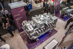 MTU_InnoTrans2014_20 (Rolls-Royce Power Systems AG) Tags: technology power engine rail rollsroyce systems 1600 series mtu 4000 2014 iep powerpack baureihe innotrans