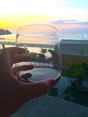 Sundara (Sarah_Ackerman) Tags: sunset bali food beach pool indonesia resort fourseasons villa cocktails spa luxury jimbaran sundara jimbaranbay