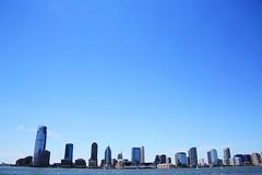 Jersey City (tom.hartrey) Tags: nyc travel newyork skyline america landscape jerseycity jersey manhatten