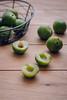 Greengage (Jet & Indigo) Tags: fruit foodphotography greengage foodstyling