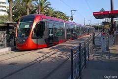 Tranvía Casablanca. Enero 2013 (giver40 - Sergi) Tags: casablanca marruecos tramway tranvía strasenbahn