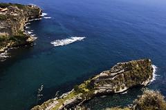 Il Mare di Napoli (Franco Santangelo (thx for 900.000+ views)) Tags: sea italy panorama seascape nature canon photography italia campania sigma napoli naples golfo eos600d