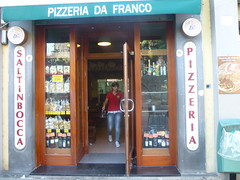 "Pizzeria da Franco <a style=""margin-left:10px; font-size:0.8em;"" href=""http://www.flickr.com/photos/104703188@N06/15250623477/"" target=""_blank"">@flickr</a>"