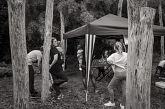 (gobeco) Tags: camping trees music childhood forest garden landscape picnic arboles child mother jardin paisaje bosque musica padres infancia madre txalaparta humanohuman paisajehumano irunbehobia moderhood