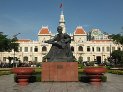Ho Chi Minh City (twiga_swala) Tags: city architecture square french hall office head centre colonial vietnam peoples viet chi ho ban minh saigon committee ville nam ph thnh h dn thnhphhchminh ch nhn sagon tr hte s y