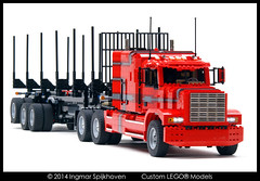 PICT11 (Ingmar Spijkhoven) Tags: wheel truck star us big king suspension rig western load mack bunk global solid fifth peterbilt kenworth axle lode bolster freightliner