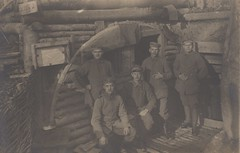 WW1 German Dugout, 1917 (hoosiermarine) Tags: wwi trench worldwari german worldwarone ww1 dugout 1917 worldwar1 gre weltkrieg germansoldiers trenchwarfare