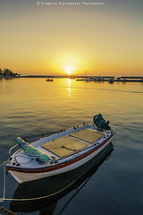 Sunset Bliss (skorpios_) Tags: sunset sea port boat nikon hellas tokina greece peloponnese messinia kyparissia 1116 d7100 elitephotography nikonflickraward inamoramento nikond7100 tokina1116f28atx116prodxii