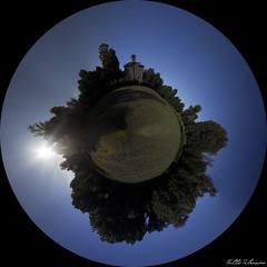 Green Word Little Planet (Mattia Petrosino) Tags: tree green word heart little planet