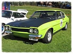 Ford Capri 2600 RS 1971 (v8dub) Tags: auto old classic ford car capri 1971 automobile automotive voiture oldtimer oldcar rs 2600 collector youngtimer wagen pkw klassik worldcars