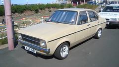 1980 Ford Escort 1.3 L Automatic