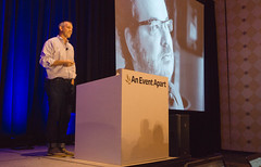 Mind the Gap: Designing in the Space Between Devices  Josh Clark, Principal, Global Moxie, at An Event Apart Austin 2014 #ux #design #aeaaus (Jeffrey) Tags: design internet josh future futurism ideas ux develop aea joshclark internetofthings aneventapartcom globalmoxie aeaaus gapbetweendevices