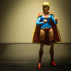 Kara Zor-El (misterperturbed) Tags: supergirl dccomics new52 dccollectibles new52supergirl