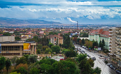 Broken clouds after rain (Madalin Ciortea) Tags: panorama broken rain clouds landscape romania albaiulia