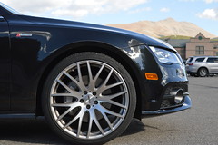 atfermarket (sean.m.c photography) Tags: light red black reflection cars car leather wheel fog comfortable 30 sedan emblem out stand big cool nice nikon colorado mine quiet 21 low wheels fast german badge brakes headlight expensive rim audi rims a7 supercharger v6 supercharged rotor caliper supple stasis pzero spoked d3200 worldcars