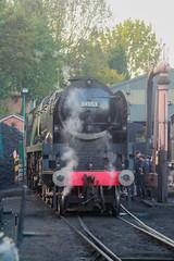 34053 Sir Keith Park (LMSlad) Tags: park pacific railway keith severn valley sir bridgnorth bullied 34053