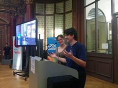 Firefox OS Launch in Paris