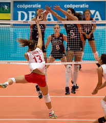 Z9172169 (roel.ubels) Tags: cup sport turkey nederland volleyball turkije volleybal oranje gelderland doetinchem 2014 fivb nevobo topsporthal