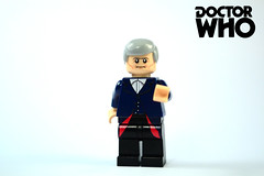 The 12th Doctor (FinalShotFilms) Tags: matt dc amy lego who smith rory peter doctor bbc dalek custom 12th capaldi