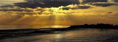 holy sunset (MonMariLT) Tags: light sunset beauty silhouette evening warm