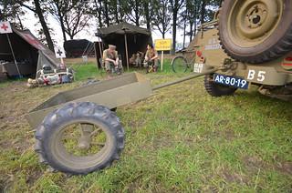 Operation Market Garden 2014 - Basecamp