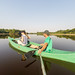 Passeio de canoa pelo Rio Negro