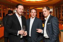 Louis Lang, Adrian Boos, Dr. Jens Tiedemann