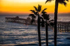 Nikon D800E Fine Art! A Study of the Sunset at the San Clemente Pier!  Dr. Elliot McGucken Fine Art Photography! Nikon AF-S Nikkor 28-300mm f/3.5-5.6G ED VR! (45SURF Hero's Odyssey Mythology Landscapes & Godde) Tags: sunset beach colors san fineart palmtrees socal elliot sanclemente brilliant fineartphotography clemente atthe mcgucken nikonafsnikkor28300mmf3556gedvr elliotmcgucken nikond800e nikond800efineartastudyofthesunsetatthesanclementepierdrelliotmcguckenfineartphotographynikond800efineartastudyofthesunsetatthesanclementepierdrelliotmcgucken astudyofthe pierdrelliotmcguckenfineartphotography